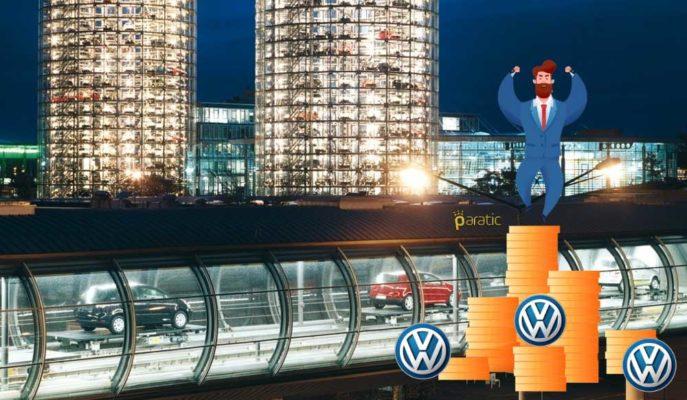 VW, Wolfsburg Fabrikasında Üretime Başlarken Hisseleri Yükseliyor