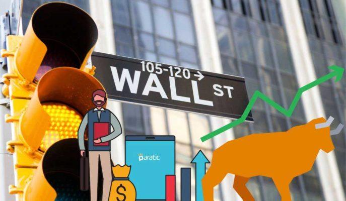 Wall Street Negatif Ekonomik Büyümeye Rağmen Yükselişle Açıldı