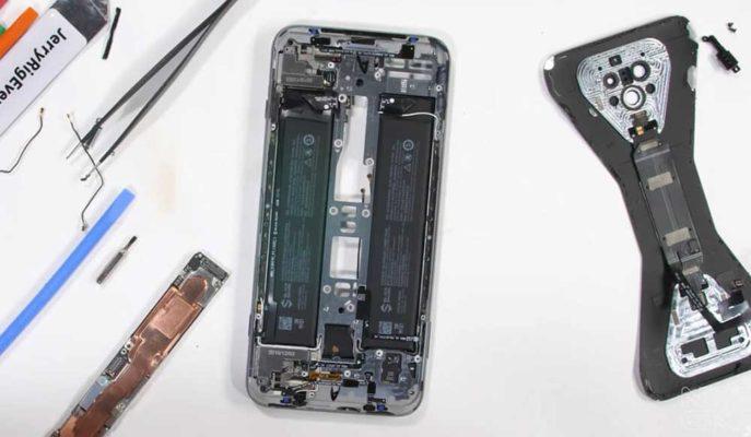 Xiaomi'nin Oyuncu Telefonu Black Shark 3 Pro'nun Üstün Donanımı Görüntülendi