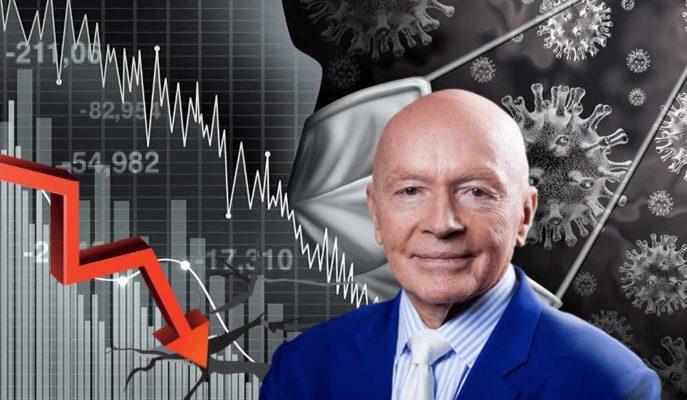 """Yatırımcıları Nakit Tutmaya Çağıran Mobius """"Çift Dip"""" Olasılığından Bahsetti"""