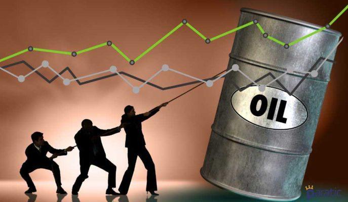 26 Doları Test Eden Ham Petrol Dalgalı Seyrediyor