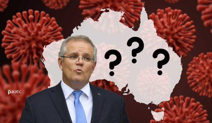 3 Aşamada Yeniden Açılacak Avustralya, Ekonomiyi Düzeltmeli