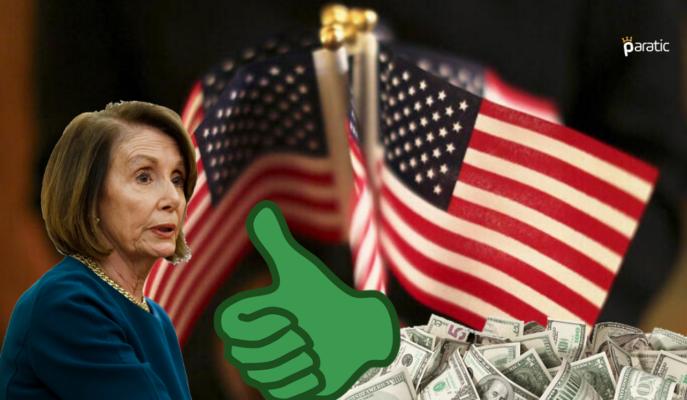 ABD'nin 3 Trilyon Dolarlık Paketi Demokratlardan Onay Alırken, Cumhuriyetçilere Uzak