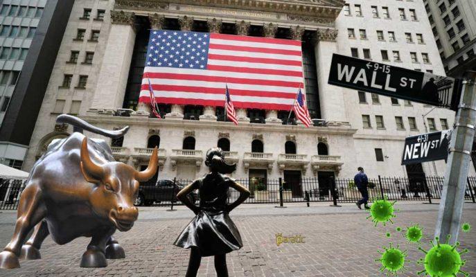 ABD Borsaları, Tarihin En Kötü Verilerine Rağmen Yükselişini Koruyor