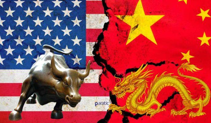 ABD-Çin Gerginlikleri, Borsa Cephesine Taşınıyor