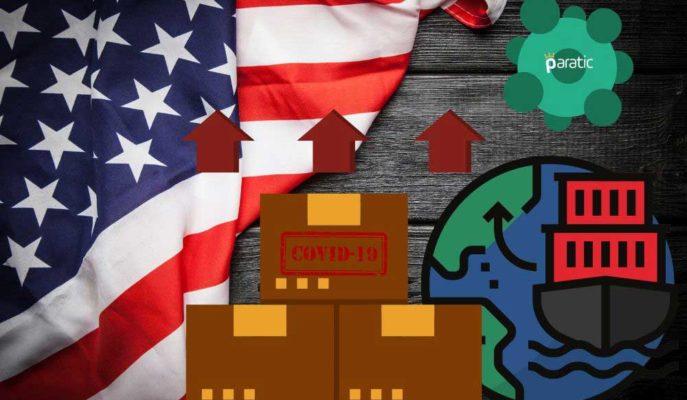 ABD Dış Ticaret Açığı %11,6 Artışla 44,4 Milyar Dolara Ulaştı