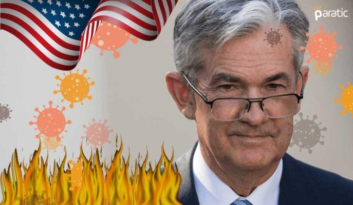ABD Ekonomisi için Ciddi Uyarılarda Bulunan Powell, Negatif Faizden Uzak