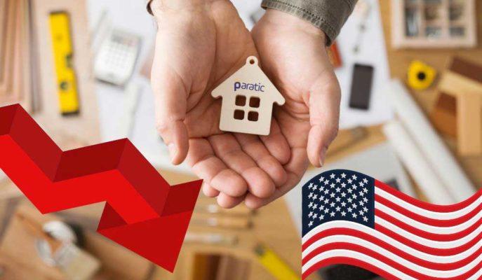 ABD Konut Başlangıçları Son 5 Yılın En Düşük Seviyesinde Gerçekleşti