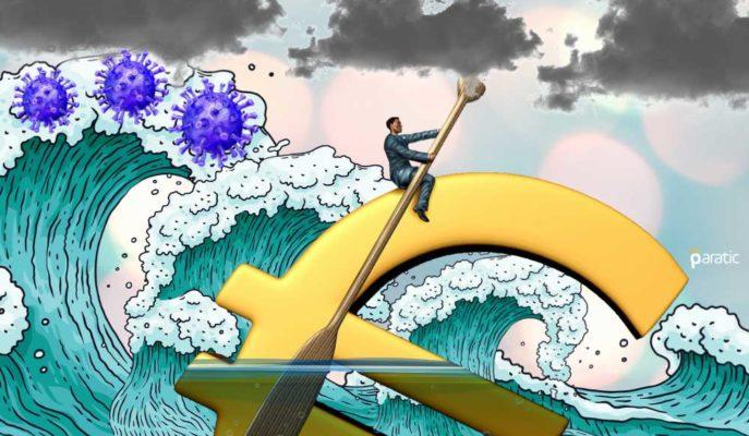 AB'den Korkutan Tahmin: Euro Bölgesi 2020'de Tarihi Bir Resesyon Yaşayacak