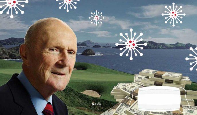 ABD'li Milyarder, Yeni Zelanda'dan 800 Bin Dolar Covid-19 Yardımı Aldı