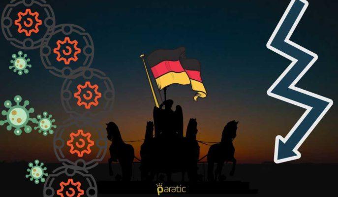 Almanya İmalat PMI Salgın Etkisiyle 11 Yılın En Düşüğünde!