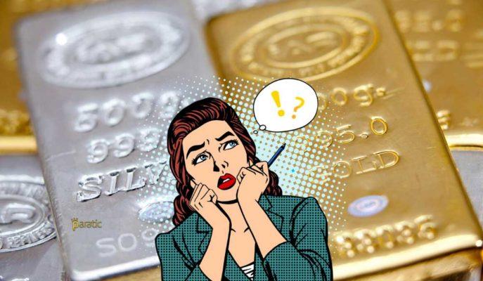 Yatırımcılar Mayıs Kazançları için Altın-Gümüş Oranını İzliyor