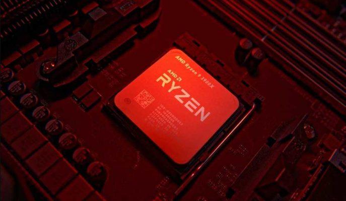 AMD, Ryzen Serisi İşlemciler ile Intel'i Zorlamaya Devam Ediyor