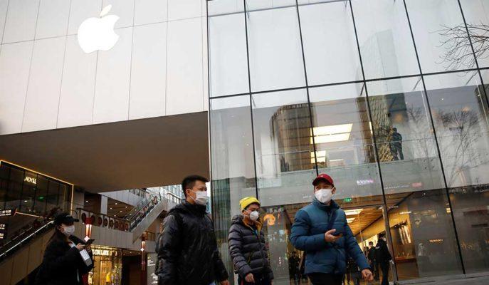 Apple Güney Kore ve Avrupa'dan Sonra ABD'deki Bazı Mağazalarını Açma Hazırlığında