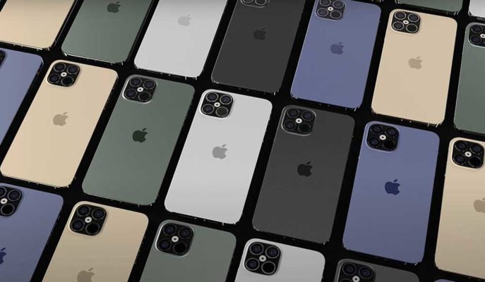 Apple'ın iPhone 12 Ailesini Kasım Ayında Tanıtacağı İddia Edildi