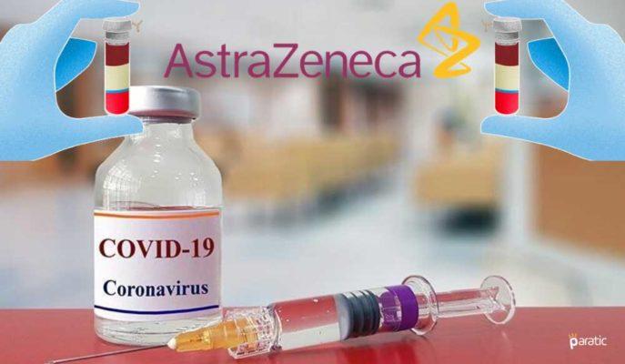 AstraZeneca, ABD'nin Fon Desteği ile Koronavirüs Aşısı için Kolları Sıvadı
