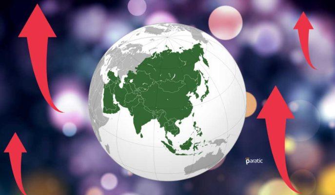 Asya Ekonomik Büyümesinin Dünyadaki Payı 2020'de %50,2'ye Ulaşacak