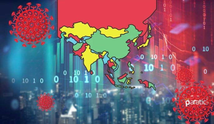 Asya Hisse Senetleri Yeni Vakaların Başlamasıyla Geriledi