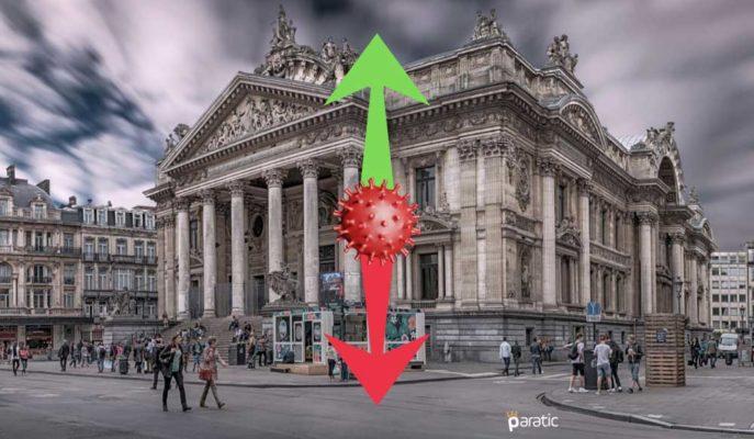 Avrupa Borsaları, Ekonomik İyileşme Beklentileriyle Yükseliyor