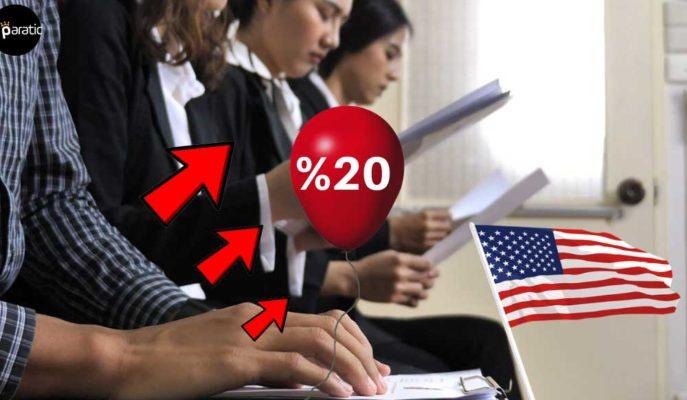Bazı Ekonomistlere Göre ABD'de İşsizlik Mayıs'ta %20'ye Tırmanabilir