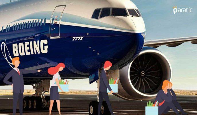 Boeing Binlerce Kişiyi İşten Çıkararak, Çalışan Sayısını %10 Azaltacak