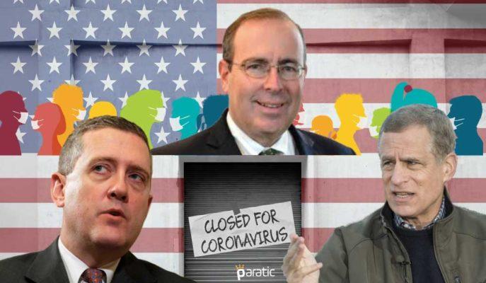 Bölgesel FED Başkanları ABD'nin Daha Fazla Teşviğe İhtiyacı Olduğunu Savunuyor