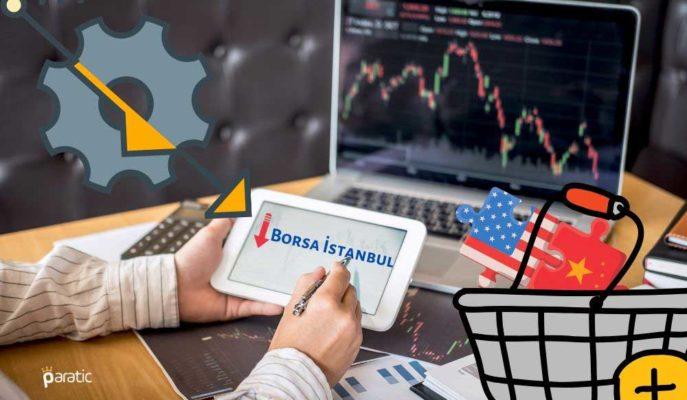 Borsa İstanbul Küresel Gelişmeler ve Yurt İçi Verileriyle 98 Bine Geriledi