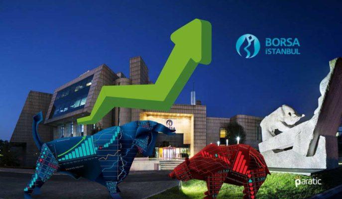 Borsa İstanbul Bayram Sonrasında Yükselişini Hızlandırdı