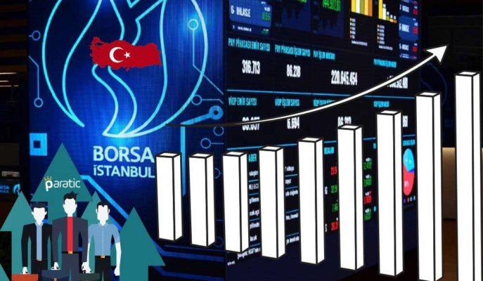 Dünya Piyasalarından Pozitif Ayrışan Borsa İstanbul 100 Bin Üzerinde