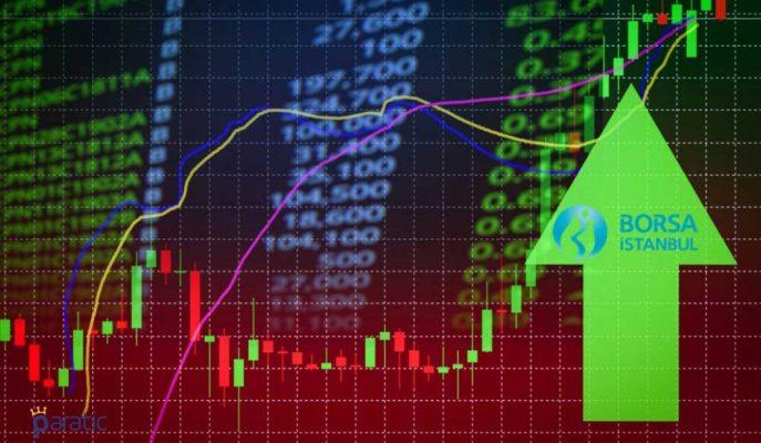 Borsa İstanbul TCMB Öncesi 103 Bin Üzerinde Seyrediyor