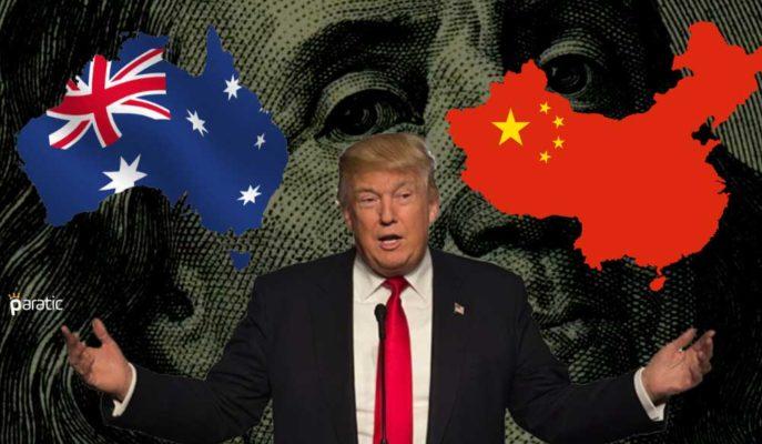Çin'in Avustralya ile Ticaret Savaşının Arkasında Trump Olabilir