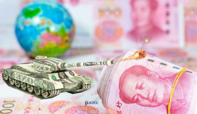 Dolar, Ticaret Gerilimleriyle Yuan Karşısında 7,40'a Yükselebilir