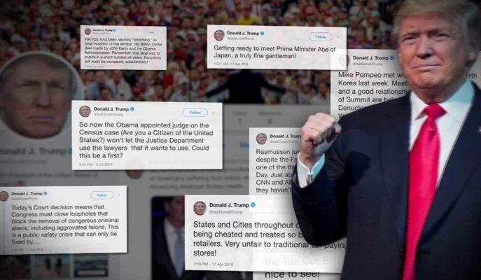 Donald Trump Sosyal Medya Platformlarına Yönelik Tehditkar Açıklamalarda Bulundu