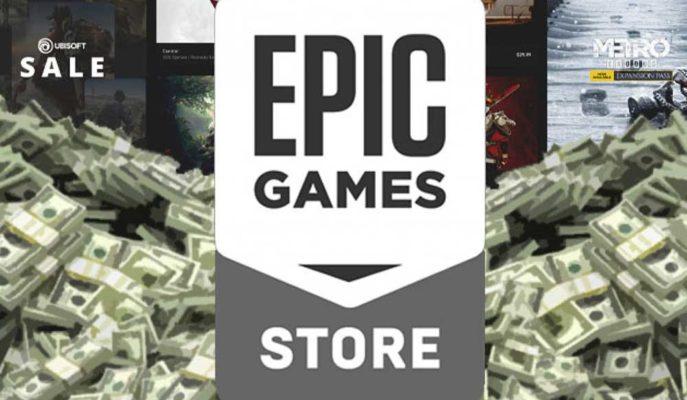 Epic Games Ücretsiz Oyun Kampanyaları Steam'e Kafa Tutuyor