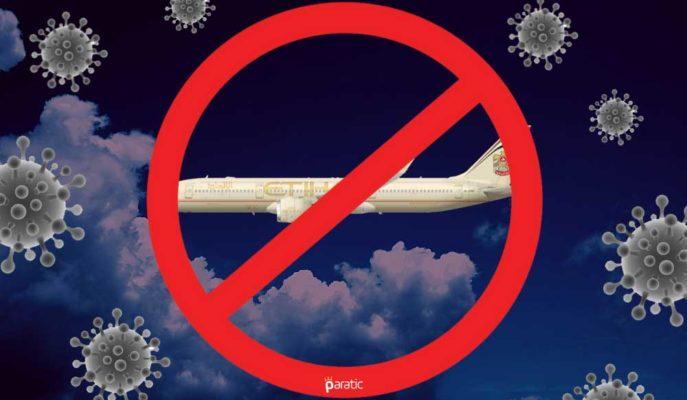 Etihad Pandemi Nedeniyle İşçi Çıkaran Havayolları Arasına Katıldı