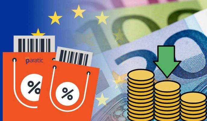 Euro Bölgesi Perakende Satışları Mart'ta %11,2 ile Sert Düştü