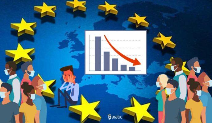 Euro Bölgesi ve AB'de Mart Ayı ÜFE Pandemiyle Geriledi