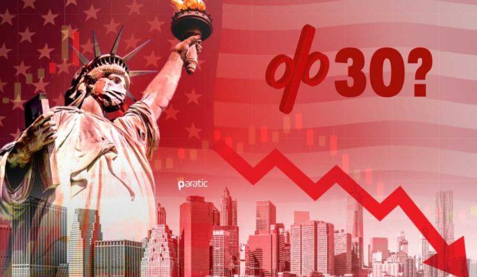 FED Başkanı Powell: ABD İkinci Çeyrekte %30 Daralabilir