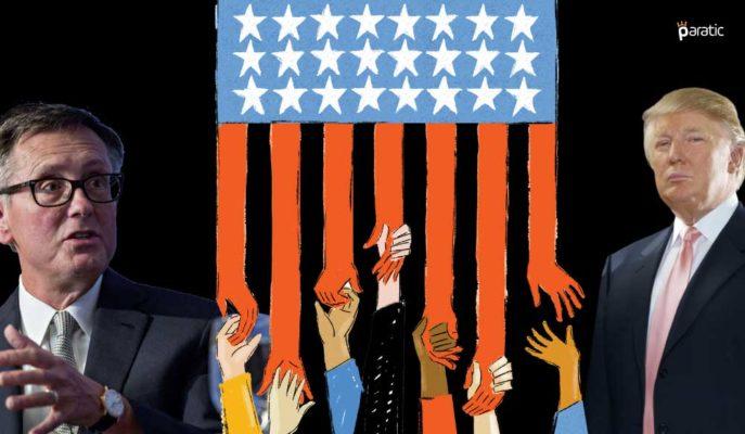 FED/Clarida İkinci Yarı için İyimserken Trump Açılmalara Oldukça İstekli