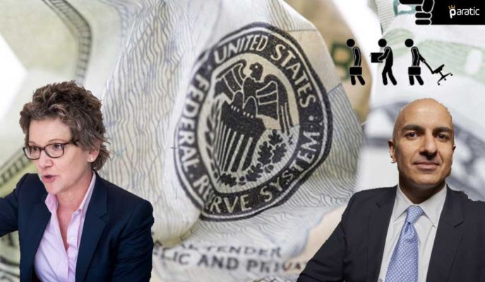 FED Politika Yapıcıları ABD İstihdamının 'V' Şeklinde Toparlanamayacağını Düşünüyor