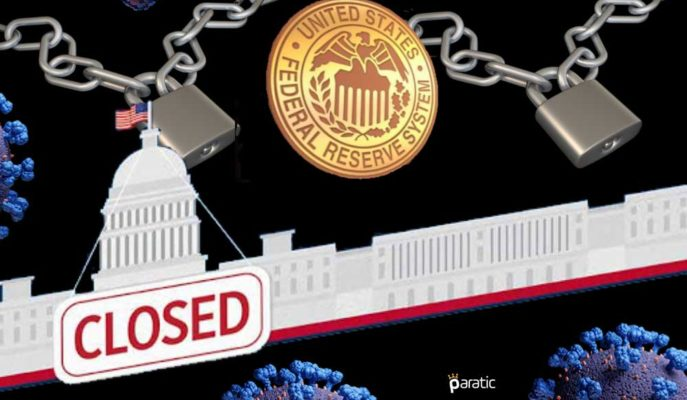 FED'in Bölgesel Başkanları Ekonomik Kapanmaların Sürme İhtimalini Değerlendirdi