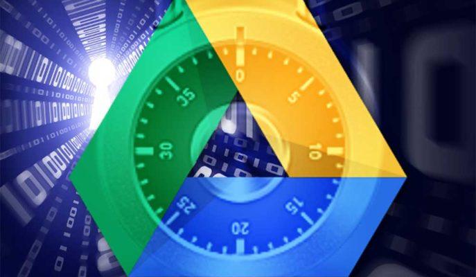 Google Drive'ın iOS Uygulamasına Yeni Güvenlik Seçenekleri Eklendi