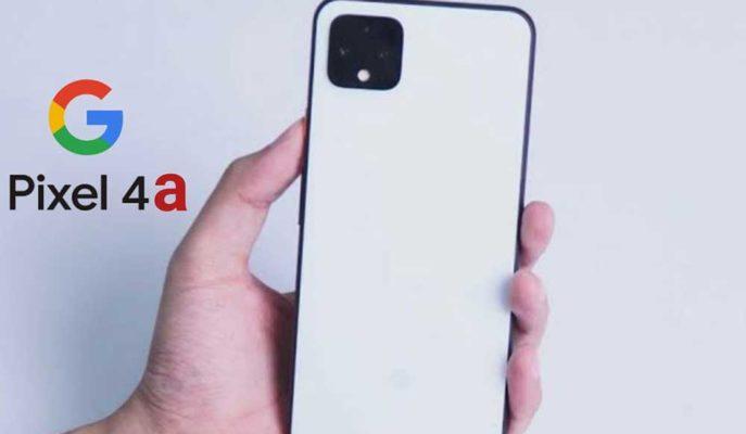 Google Bütçe Dostu Pixel 4a ile iPhone SE'ye Rakip Olmaya Hazırlanıyor