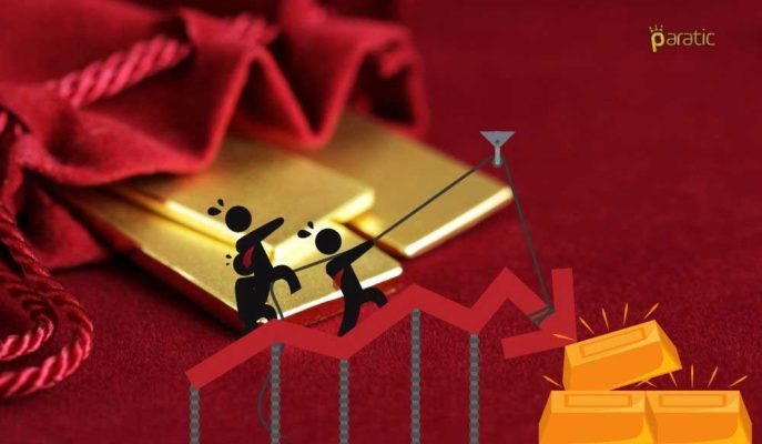 Altının Gram Fiyatı 375 Liraya Kadar Geriledi