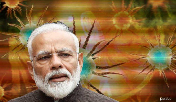 Hindistan GSYİH'si 2020 Mali Yılında %4,2 Büyüdü