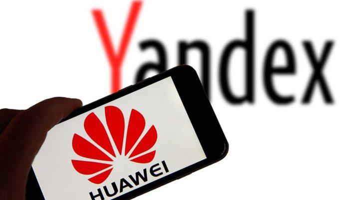 Huawei'nin Türkiye ve Rusya'daki Telefonlarında Arama Hizmeti Yandex'e Emanet