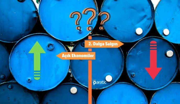 IEA: İkinci Dalga Salgının Petrol için Büyük Sonuçları Olur