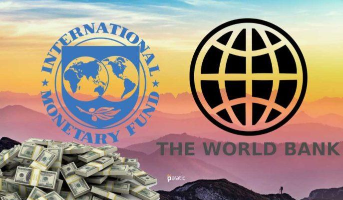 IMF ve Dünya Bankası Yoksul Ülkelerin Borcunu İptal Etmeli