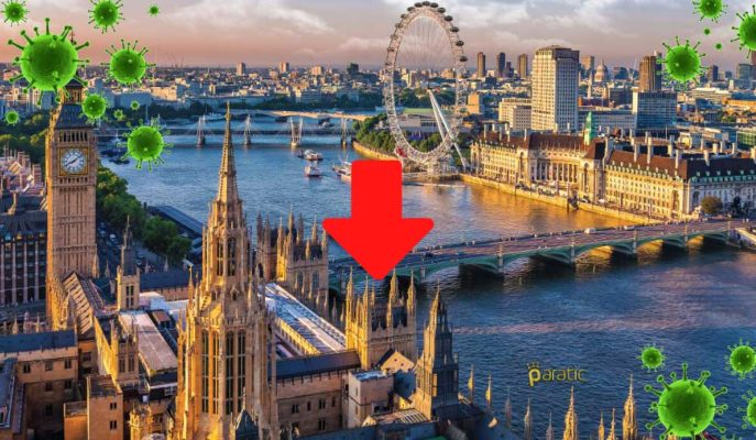 İngiltere Ekonomisi İlk Tahmine Göre 1Ç20'de %2 Daraldı