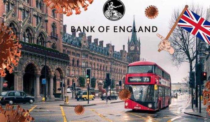 İngiltere Merkez Bankası Faizleri Negatife Çekmekten Uzak